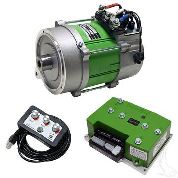 AC Drive Conversion kit, 440A Controller/4KW motor, Club Car IQ